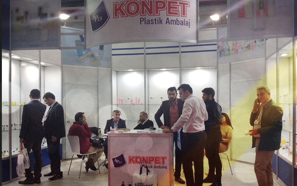حصلنا على مكاننا في معرض Eurasia Fair 2018
